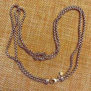 Women's David Yurman necklace